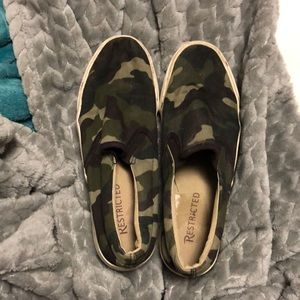 camp shoes